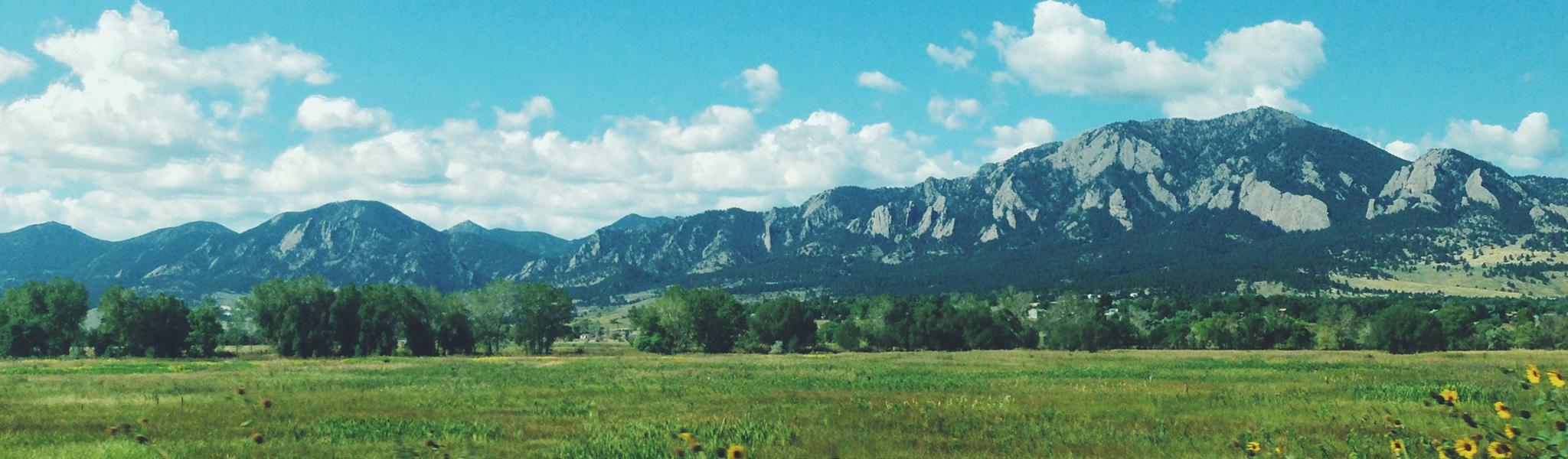 Boulder & Denver Green City Guide