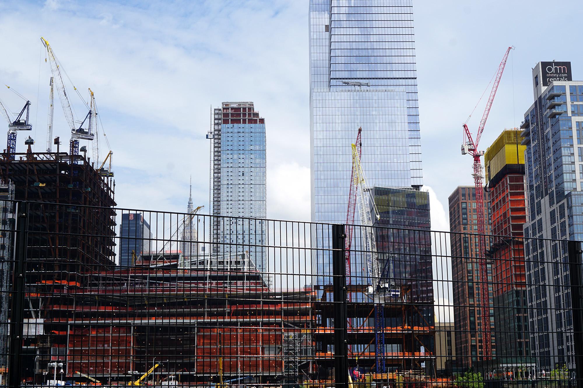 The High Line, New York City / Darker than Green